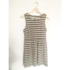 e3640853f24 Madewell Dresses - Madewell afternoon dress in textured stripe